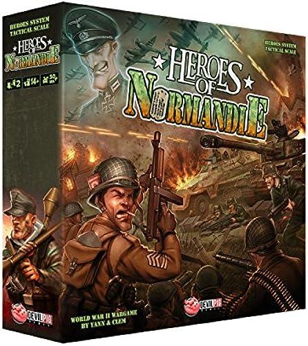 Devil Pig Games Spiele - Heroes of Normandie