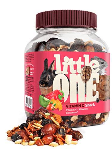 Little One Snack Roedores Vitamina C 180 gr