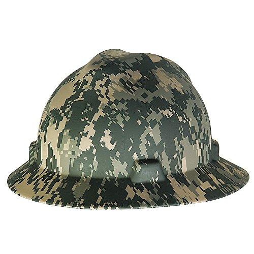 full brim hard hat camouflage - 2