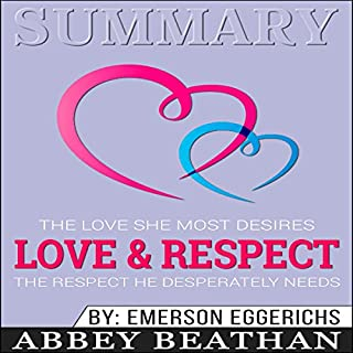 Summary: Love & Respect audiobook cover art