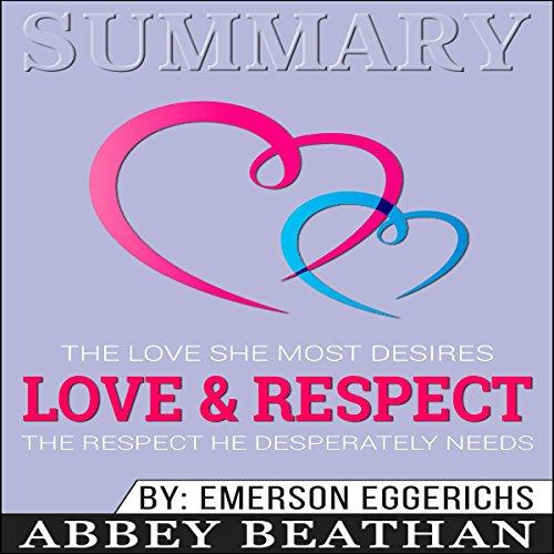 Summary: Love & Respect audiobook cover art