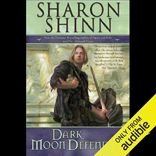 Dark Moon Defender audiobook cover art