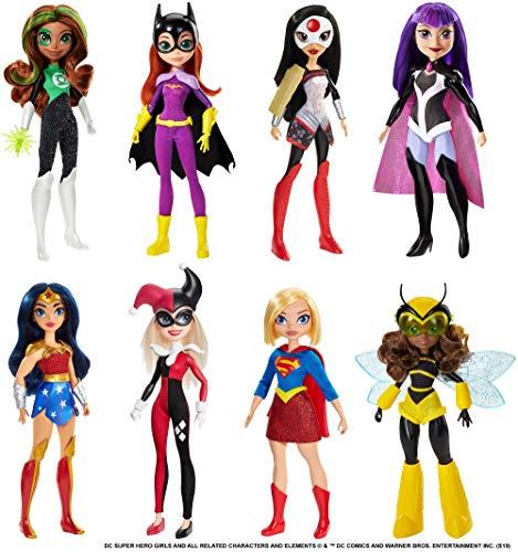 Boneca Dc Super Hero Girls Jessica Cruz Mattel