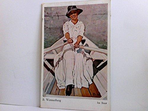 Künstler AK von B. Wenneberg. No. 350.