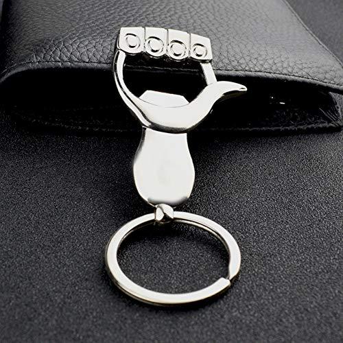 YCEOT Metall Schlüsselbund Flaschenöffner Palm und Fuß Flaschenöffner Schlüsselbund für Firma Werbegeschenke
