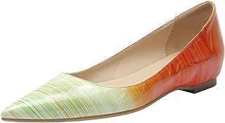 Zanpa Fashion Women Shoes Low Heels Slip On Post Pumps