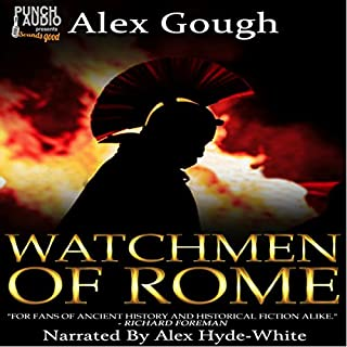 Watchmen of Rome cover art