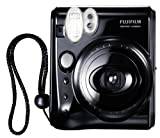 Fujifilm Instax Mini 50S Camera (Piano Black)