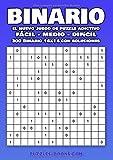 Binario, el nuevo juego de puzzle adictivo: 300 Binario 14x14 con soluciones, nivel fácil - medio - difícil