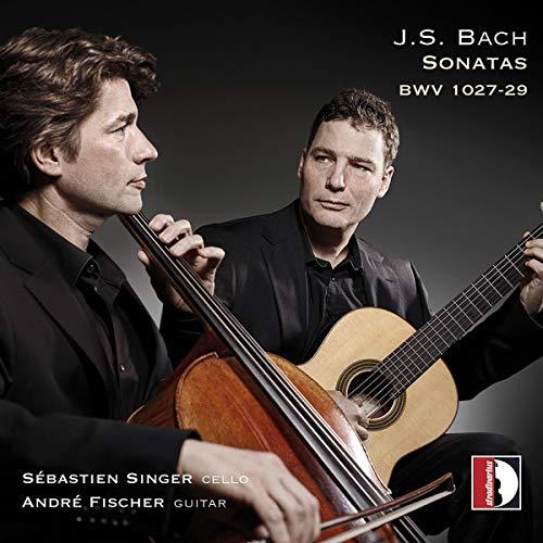 Bach: Sonaten BWV 1027-1029