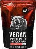 Proteína vegana NU3 Fresa