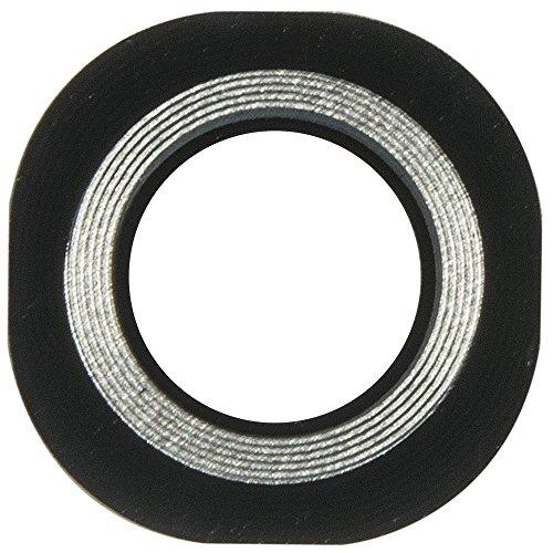 Unbekannt Original LG Kamera Glas in Silver-White/Silber-weiß für LG G4 H815 (Kamera Scheibe, Cameras Lens) - MKC65479002