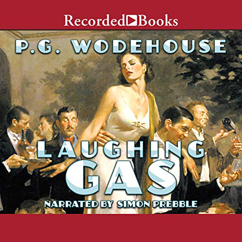 Laughing Gas  By  cover art