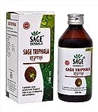 Sage Herbals Natural Triphala Syrup 200 ml