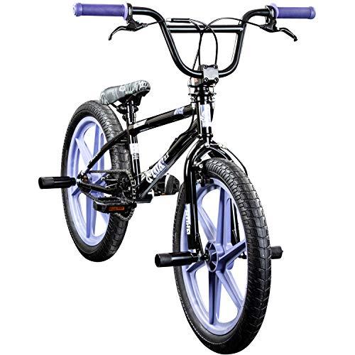 DeTOX BMX 50,8 cm Rode Skyway Freestyle Bike Street Park fiets vele kleuren