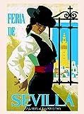 ABLERTRADE 1965 Feria de Sevilla Seville Spain Europe