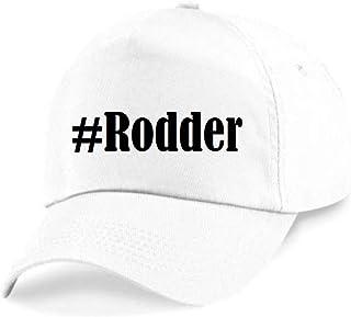Cap base hashtag #rodder hashtag raute baseball casquette pour femme/homme/enfant ... dans les couleurs tendances :  noir ...