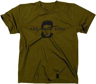 Elvis Presley The King T-Shirt Fanshirt