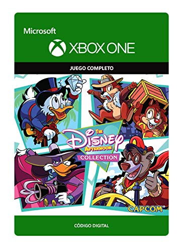 Disney Afternoon Collection  | Xbox One - Código de descarga