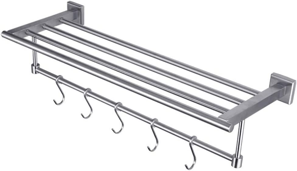 Thwarm Towel Wholesale Rack 304 excellence Stainless Steel Hook Tow with Brushed Bath