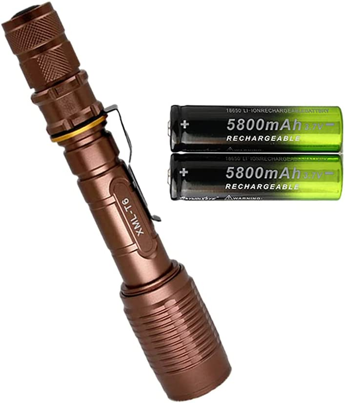 Colcolo LED Flashlight 800 Quality inspection Max 57% OFF High Lumens Wa Flashlights Handheld
