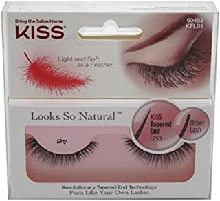 Kiss Looks So Natural Lashes Shy (1 Pack)