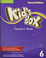 Kid's Box Level 6 Teacher's Book (Kid's Box, Level 6)