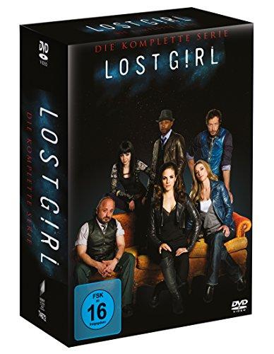 Lost Girl - Die komplette Serie (18 Discs) [DVD]