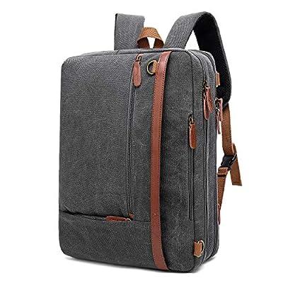 CoolBELL Convertible Backpack Shoulder bag Messenger