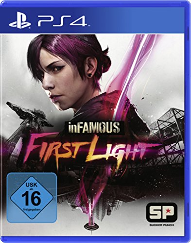 inFAMOUS First Light - [Edizione: Germania]
