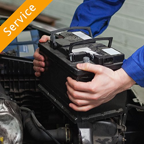 Car Battery Installation - At Home