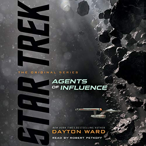 『Agents of Influence』のカバーアート