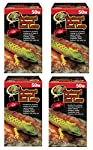 Zoo Med Nocturnal Infrared Incandescent Heat Lamps 50 Watts (4 Pack)