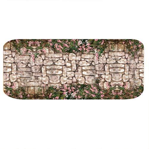 Anti-slip vloermatten bureaustoel vloermatten tapijten badkamer keuken mat, antislip anti-vermoeidheid comfort mat