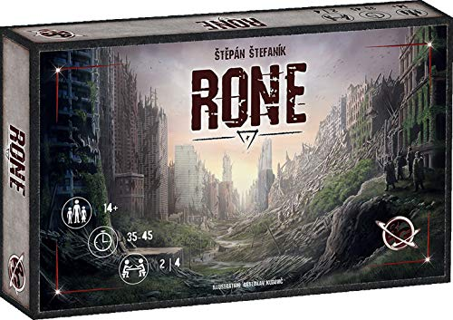 RONE - Races of New Era 2nd Edition