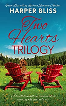 Two Hearts Trilogy by [Harper Bliss]