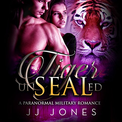 Couverture de Tiger UnSEALed