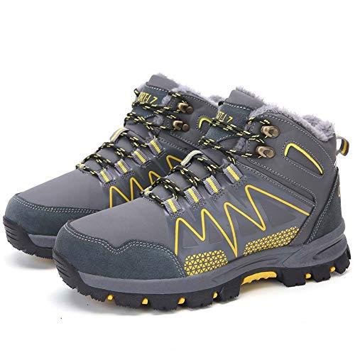 XIEZI Chaussures de randonnée imperméables Chaussures de randonnée...