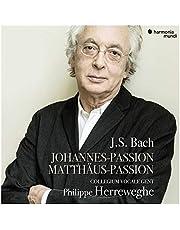 Collegium Vocale Gent Philippe Herr - J.S. Bach Johannes Und Matthaus Pas