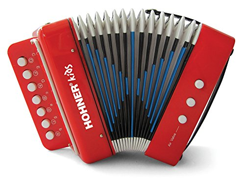 Hohner Accordion, inch (UC102R)