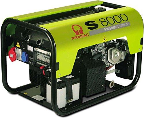 Pramac Stromerzeuger Energie E 8000THI