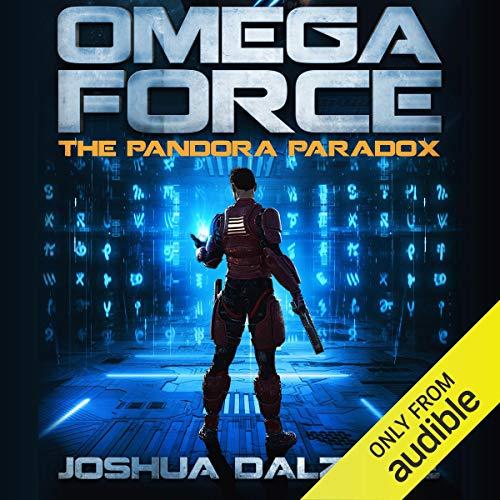The Pandora Paradox Audiobook By Joshua Dalzelle cover art
