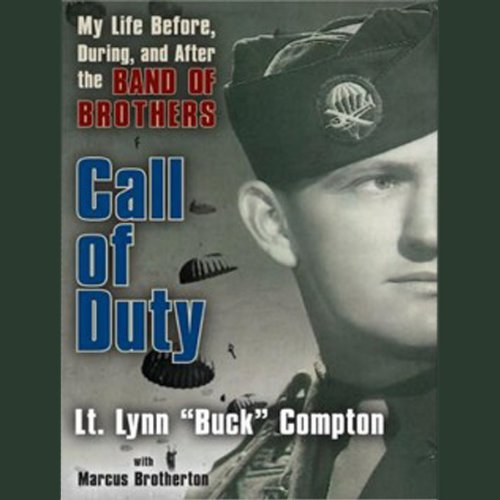 Call of Duty audiobook cover art