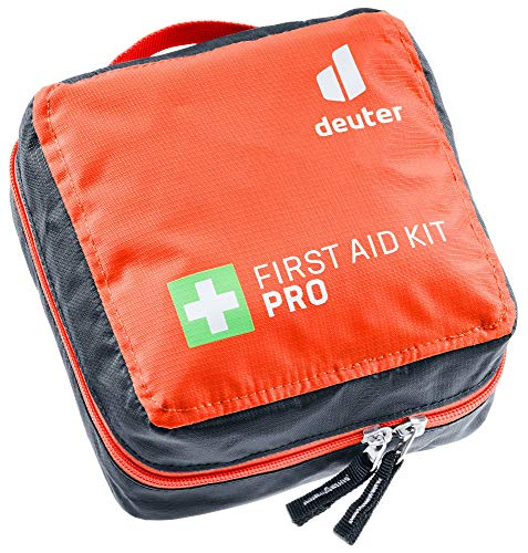 Deuter First Aid PRO, Kit di Primo Soccorso Unisex-Adult, Papaya, One Size