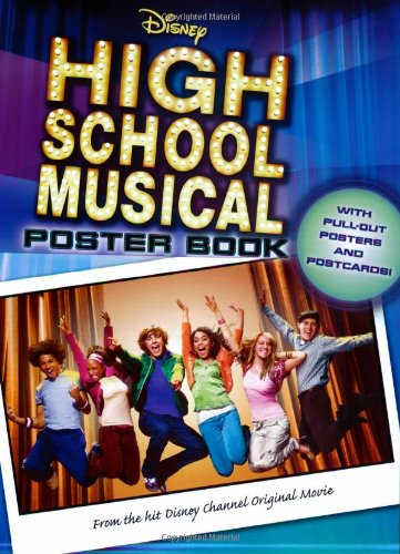 Disney High School Musical Poster Book