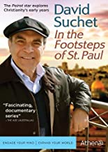 David Suchet: In The Footsteps of St. Paul by David Suchet