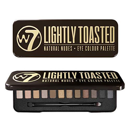 W7 | Eyeshadow Palette | Lightly Toasted Eyeshadow Palette | 12 Shades
