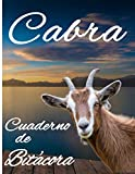 Cabra Cuaderno de bitacora: Registro especialmente diseñado para los amantes de las cabras / Organizar y seguir la información vital e indispensable para todo su ganado
