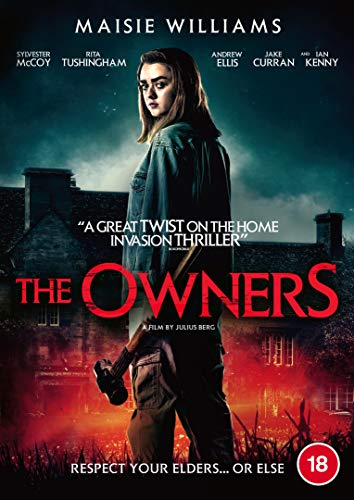 The Owners [DVD] [2020]