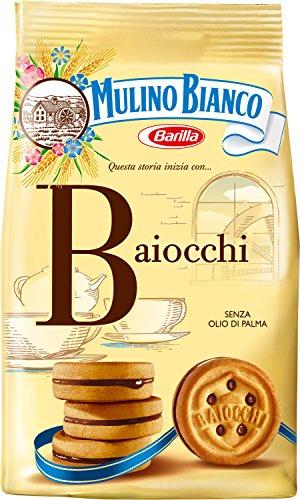 Mulino Bianco Baiocchi Gebäck, 10er Pack (10 x 250 g)